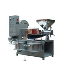 Edible Oil Extraction Machinery, Model Name/Number: Es 150, Size: 2000 X 1350 X 1750 Mm
