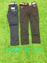 Stripped Mens Trouser