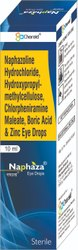 NAPHAZOLINE,HPMC,CHLORPHENRAMINE AND ZINC EYE DROPS (NAPHAZA)