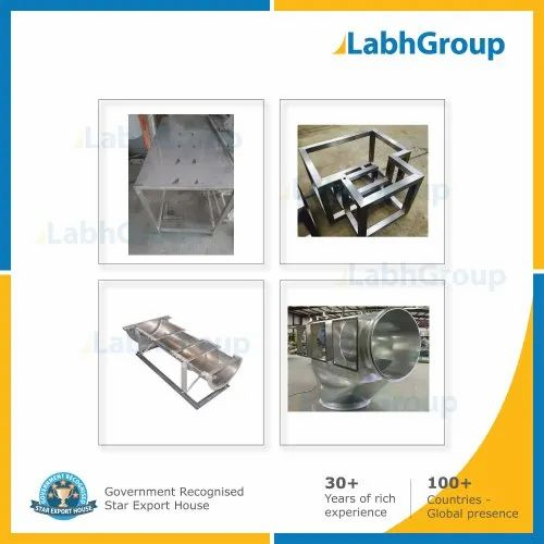 Stainless Steel Fabricated Parts And Work