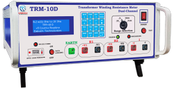 Transformer Winding Resistance Meter Dual-Channel (TRM-10D)