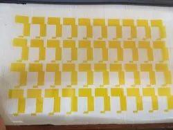 Polyamide Die Cut Tape