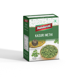 Dried Fenugreek Leaves Kasuri Methi, Packaging Size: 100g