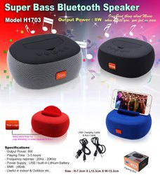 Super Bass Bluetooth Speaker H-1703