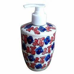 200ml Ceramic Shampoo Dispenser Bottle