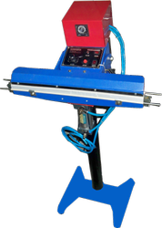 Pneumatic Impulse Sealer Machine