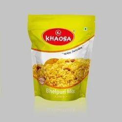 KHAOSA Bhelpuri Mixture Namkeen, Packaging Size: 400GM