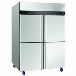 Number Of Doors: Four Door Silver KDN43VD40I Kitchen Refrigerator