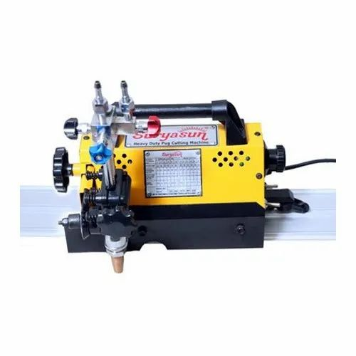 Suryasun Heavy Duty Pug Cutting Machine