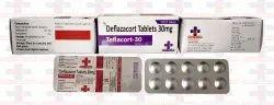 Deflazacort 18 Mg Deflazacort 24 Mg Deflazacort 30 Mg Deflazacort 6 Mg Teflacort - 6