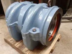 Suntech Bearings Babbitt Lining Journal Bearing For Motor, Dimension: Od 525 X Id 312 X L 650