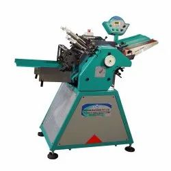 Friction Feed Leaflet Folding Machine