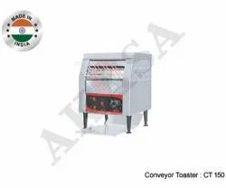 AKASA INDIAN Conveyor Toaster 150slices / hr.