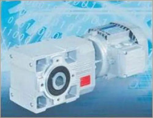 DGM Decentralized Helical Gearmotor