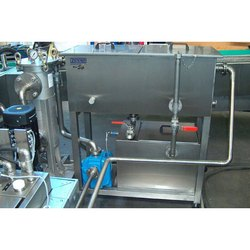 Filtration System Cleaning Machine