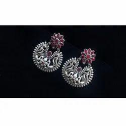 Antique Premium Quality Flora Earrings