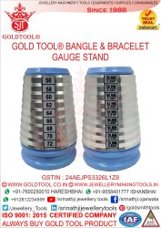 GOLD TOOL Bangle Gauge