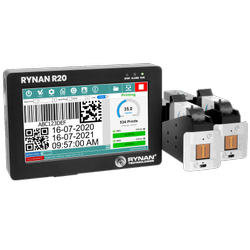 Rynan Thermal Inkjet Coder TIJ, Model Name/Number: R20 Pro, Capacity: 8GB