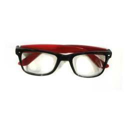 Polycarbonate Rectangular Wayfarer Eyeglasses Frame