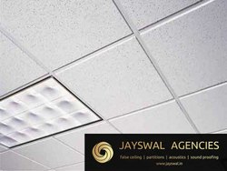 Mineral Fiber False Ceiling Tile