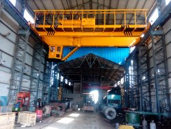 High Capacity Double Girder EOT Cranes