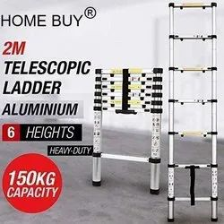 Aluminium Folding Step Ladder