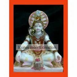 Shiva Marble statue