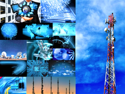 Maintenance Microwave telecommunication services, Ranchi