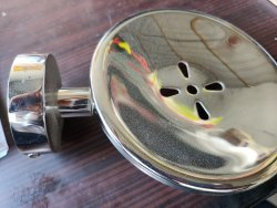 Stainless Steel SS Soap Dish