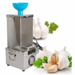 Garlic Peeling Machine 20kg Compact