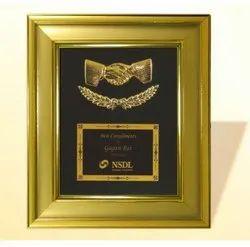 FP 10691 Golden Award Memento