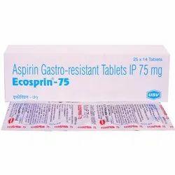 Ecosprin 75 Tablet