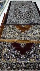 For Home Multicolor Handmade Kashmiri Carpets