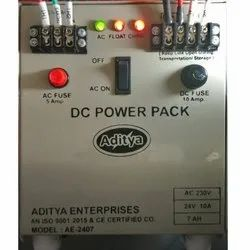 AE 2407 DC Power Packs