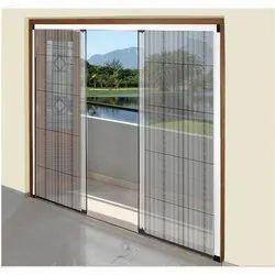 For Door Sliding Fiber Mosquito Net