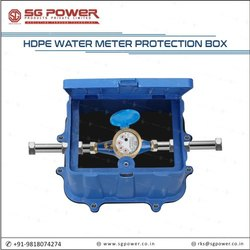Hdpe water Meter protection box