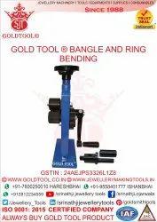 Gold Tool Bangle & Ring Bending Machine
