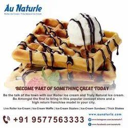 Au Naturle Ice Cream Franchise, Cup