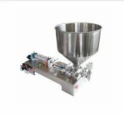 Semi- Automatic Viscous Filling Machine