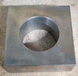 标准不锈钢测试模板B,实验室用,包装类型:盒