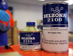 2100 Belzona Putty, Bottle, 200 ml