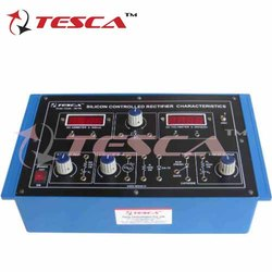 Silicon Controlled Rectifier Characteristics Trainer