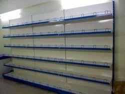 7 Feet Supermarket Display Rack