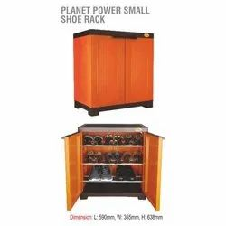 NATIONAL ORANGE PLANET POWER SMALL SHOE RACK, For Home