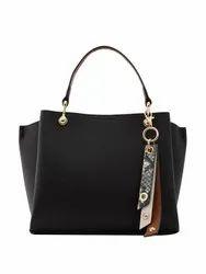 Black Women Hand Bag