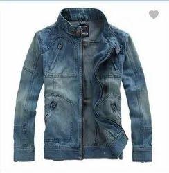 Denim Chain Jacket