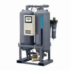 Heatless Desiccant Air Dryers, -40 Deg C, Dryer Horse Power: 10 HP