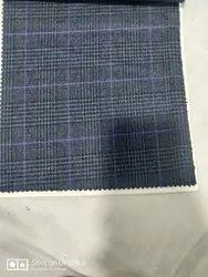 Woolen Tweed Blazer Fabric