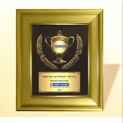 FP 10684 Golden Award Memento