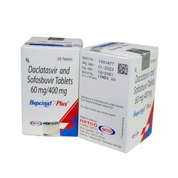 Hepcinat Plus Sofosbuvir Daclatasvir Tab